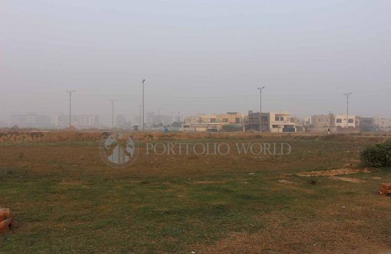 10 Marla Residential Plot, P Block