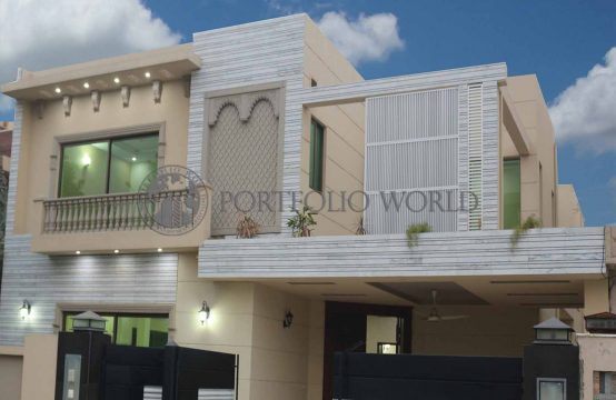 1 KANAL HOUSE PHASE 5 DHA LAHORE, A BLOCK