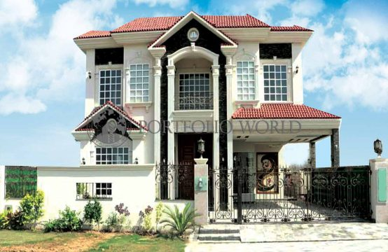 LUXURIOUS 1 KANAL BRAND NEW HOUSE, D BLOCK