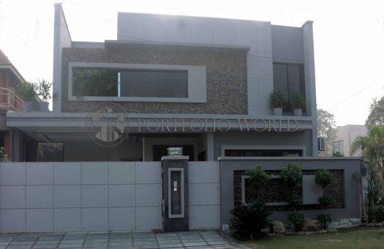 1 KANAL IMMACULATELY DESIGNED HOUSE, DD BLOCK