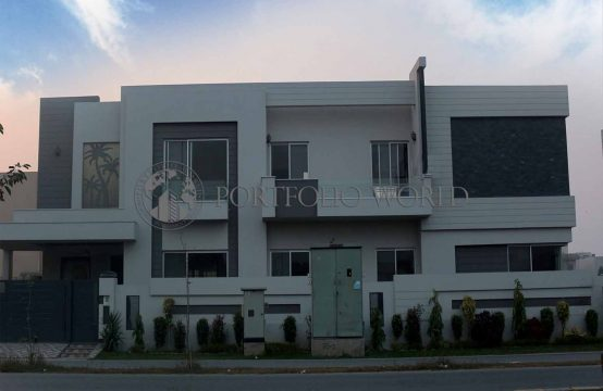 1 KANAL BRAND NEW HOUSE , B BLOCK