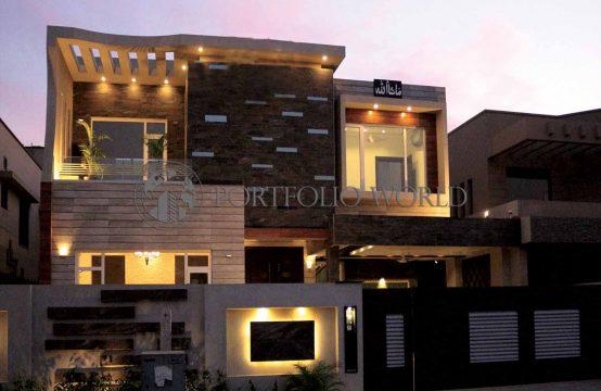 AN EXQUISITE 1 KANAL HOUSE, K BLOCK