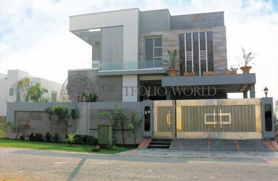 1 KANAL BRAND NEW HOUSE, B BLOCK