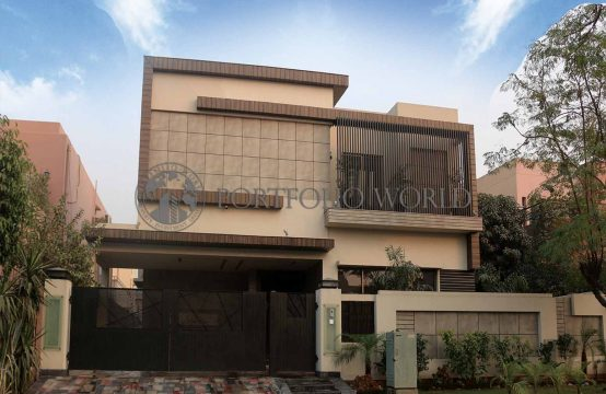 1 KANAL LUXURIOUS HOUSE DESIGNED BY GALLERIA, A BLOCK