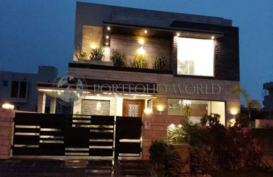 1 Kanal Beautifully Constructed House, C Block