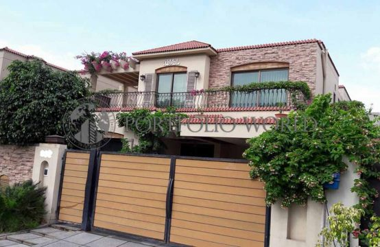 1 Kanal Fully Furnished House, H Block