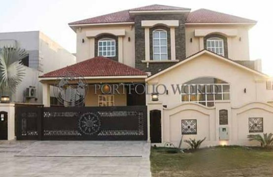 1 Kanal Brand New House with Basement, K Block