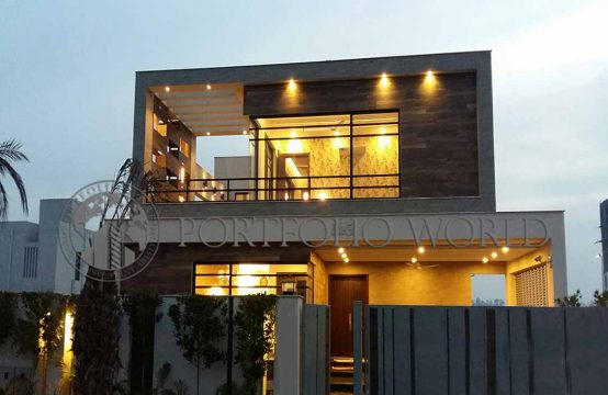 10 Marla Beautiful Brand New House, D Block