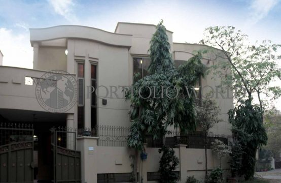 5 Marla Fully Furnished Corner House, W Block