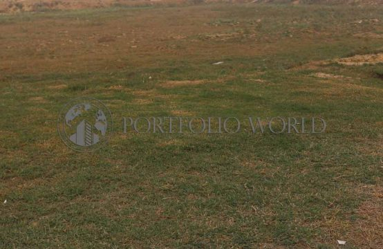 1 Kanal Residential Plot, U Block